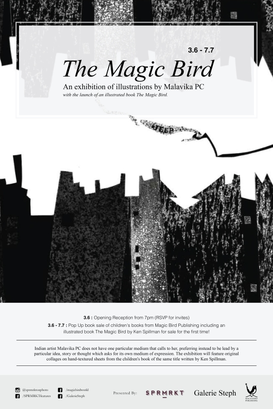 The Magic Bird Poster-02