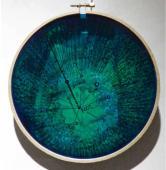 Root, 2015, Mixed media, 18 x 18cm